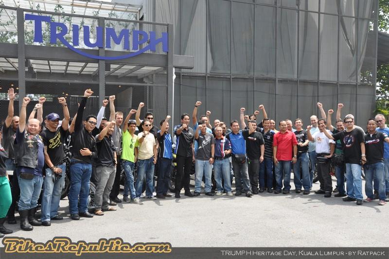 Triumph Heritage Day00029