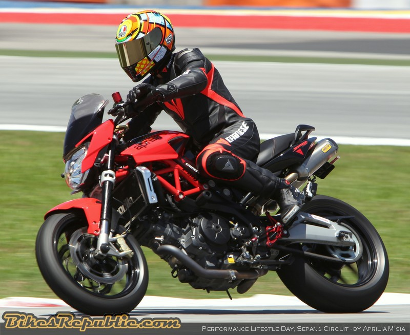 Aprilia Performance Lifestyle Day00001