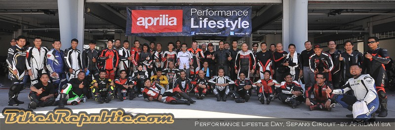 Aprilia Performance Lifestyle Day00003
