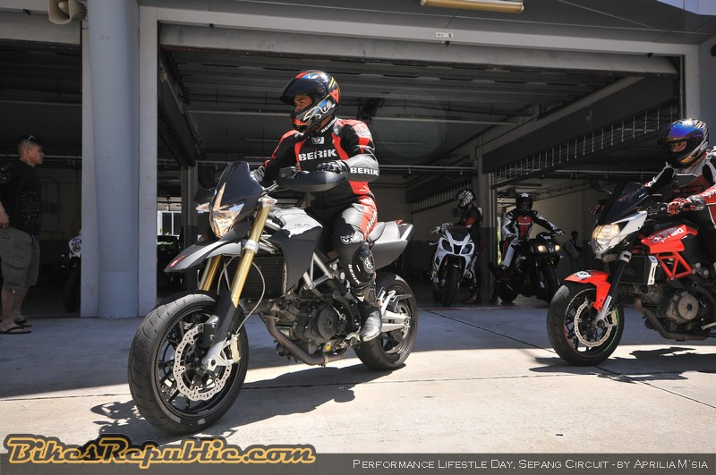 Aprilia Performance Lifestyle Day00006