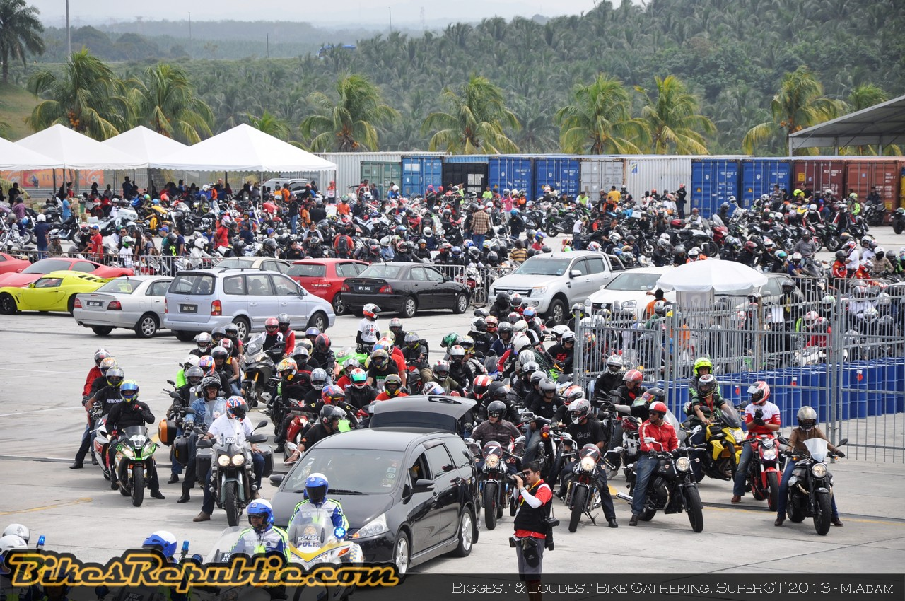 Bike gathering, SuperGT047