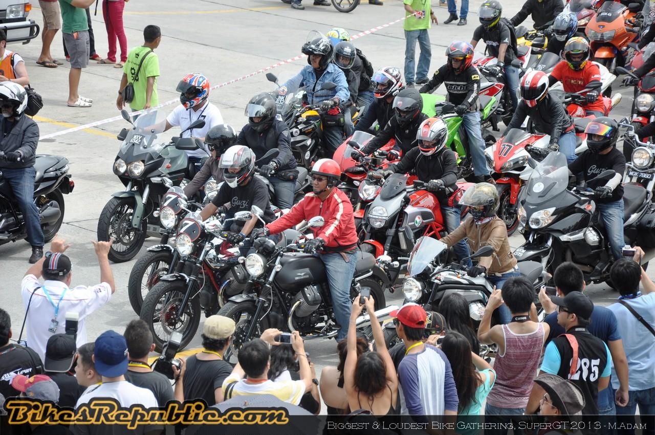 Bike gathering, SuperGT051