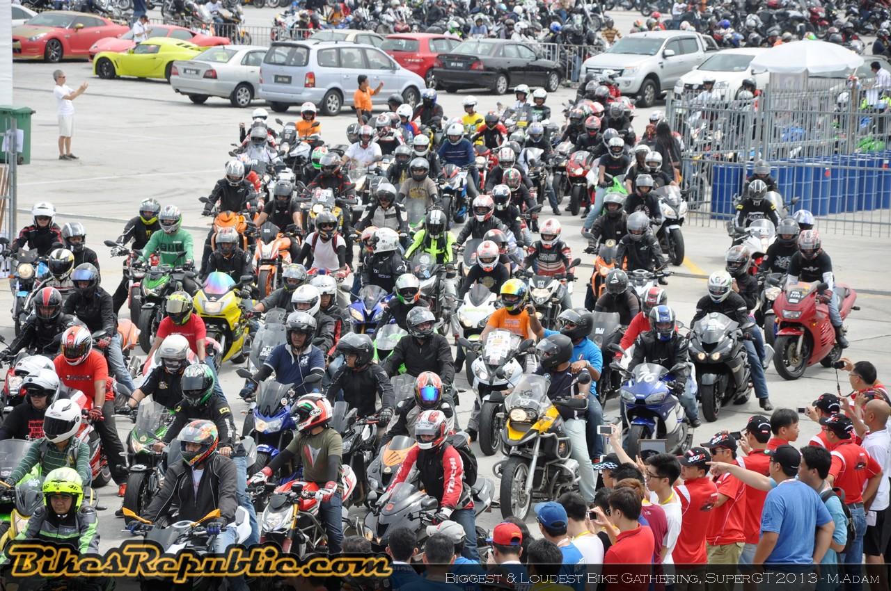Bike gathering, SuperGT054