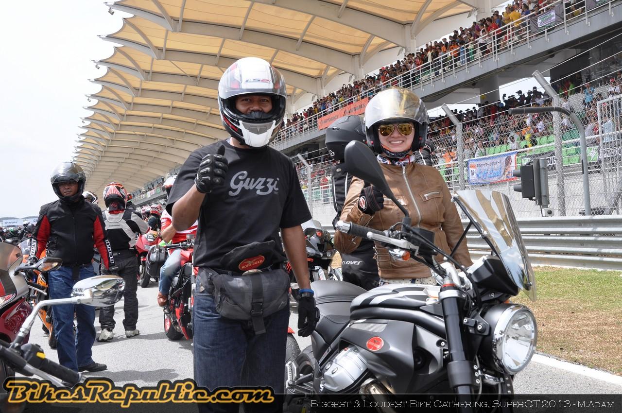 Bike gathering, SuperGT075