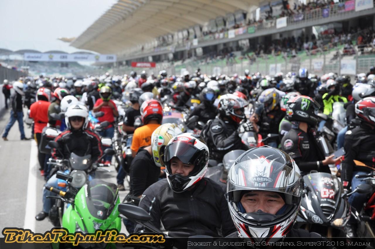 Bike gathering, SuperGT078