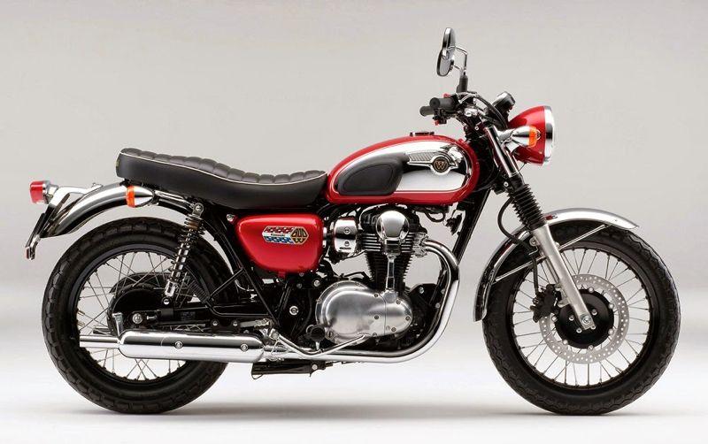 Kawasaki W800 Chrome Edition 2014 03