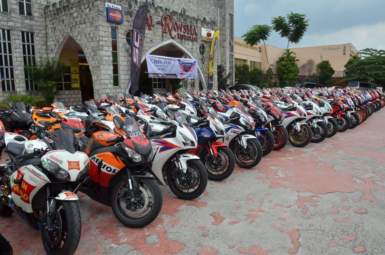 2015 Honda Cbr Rr Group Mega Gathering Bikesrepublic