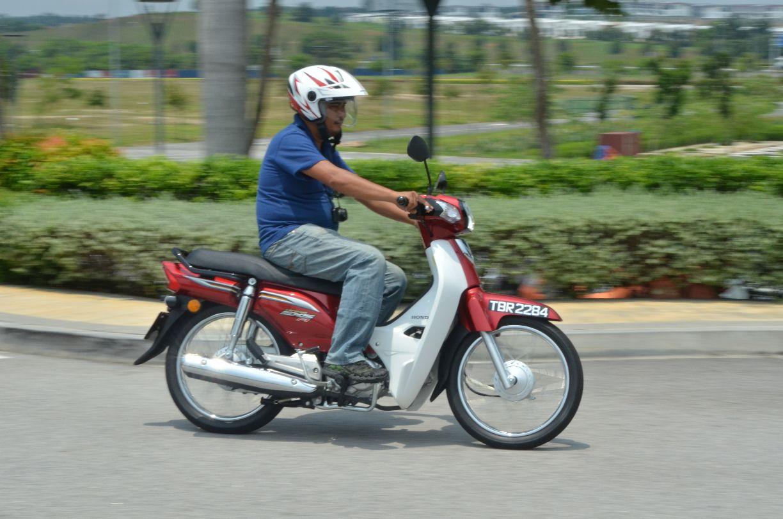 Legend Reborn Honda Ex5 Fi Bikesrepublic