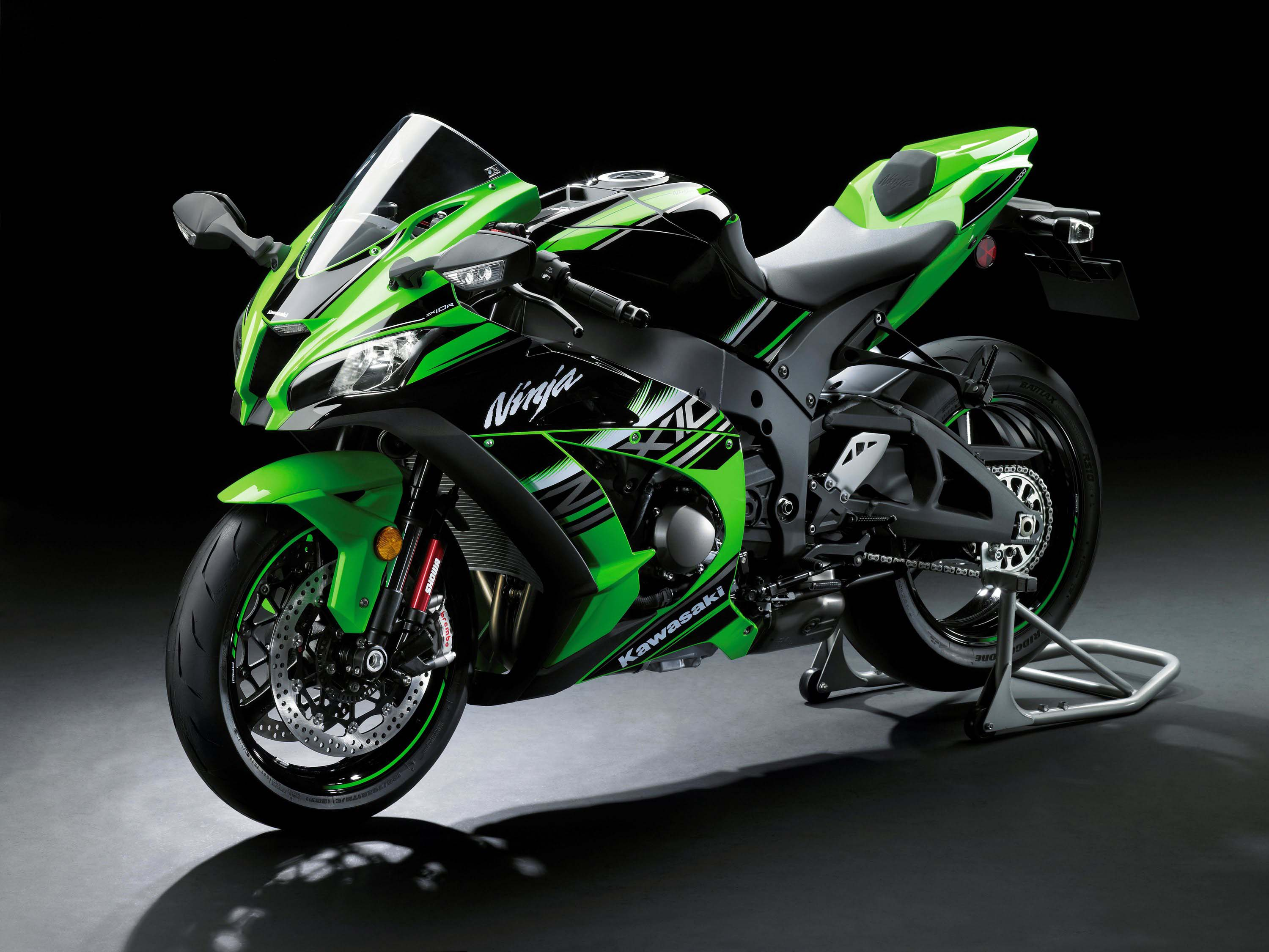 New Kawasaki Ninja Zx 10r Racing Parts Catalogue Released