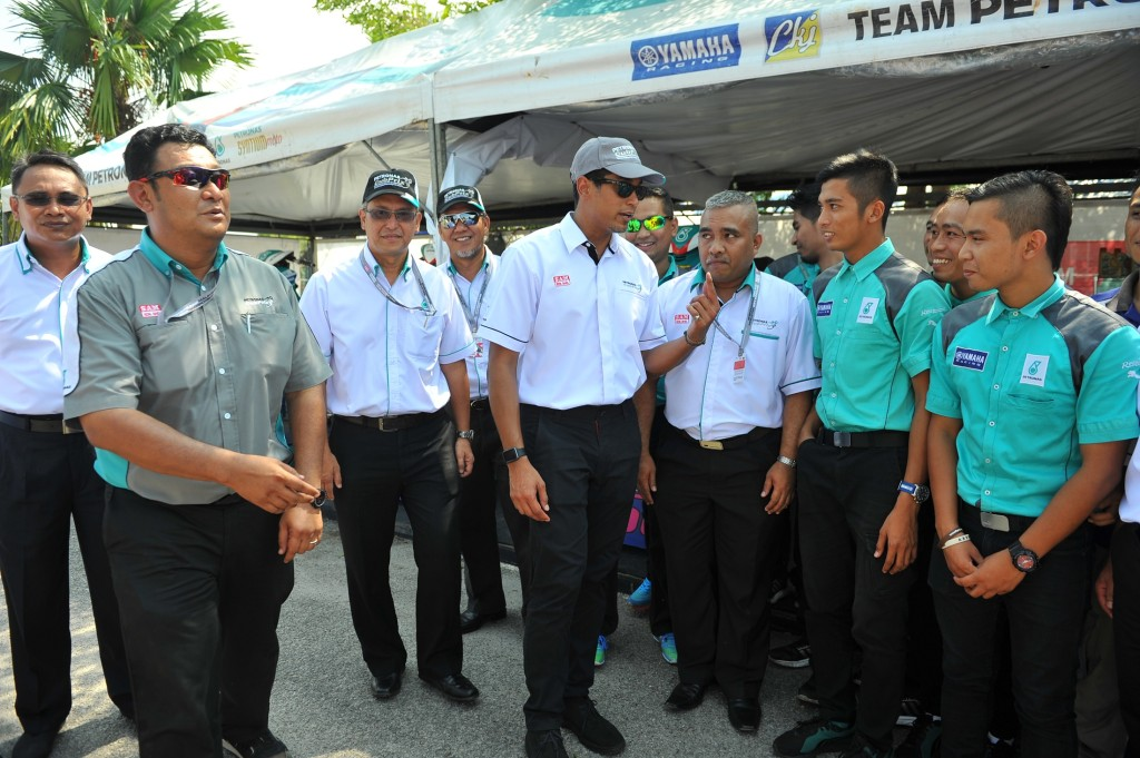 CKJ team want to defend their team overall standings