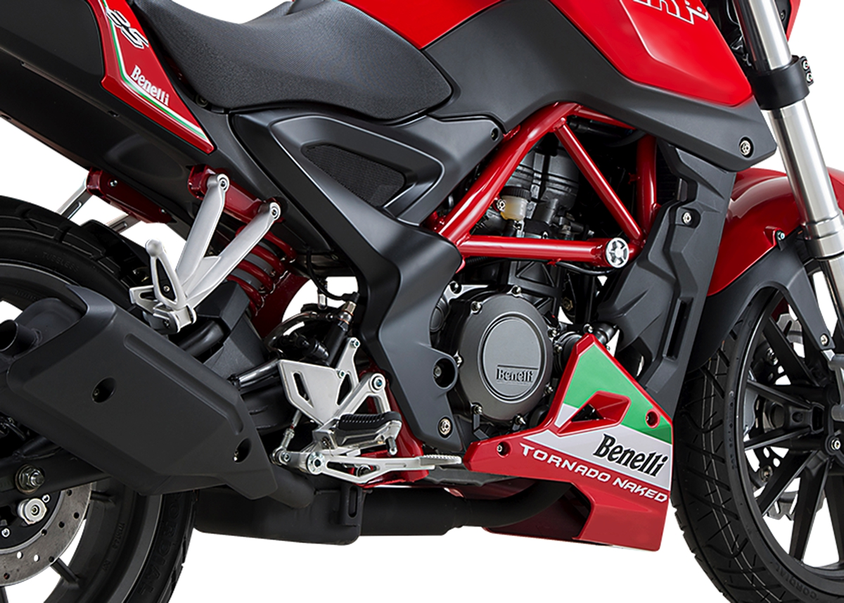 New Benelli TNT 25 launched – from RM12,990* - BikesRepublic