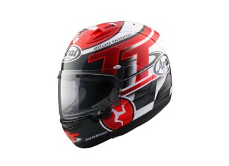 b7cf418a Limited edition 2016 Arai Corsair-X Isle of Man TT helmet