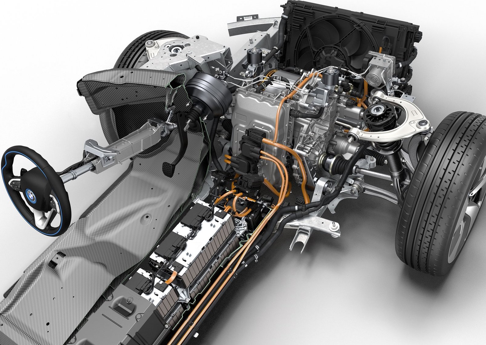 The future lies in carbon fibre for BMW Motorrad - BikesRepublic
