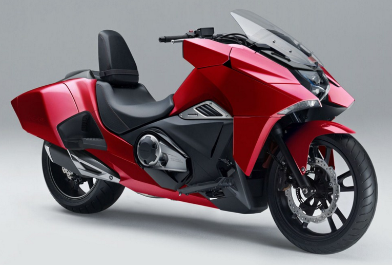 Honda NM4 Vultus solo red