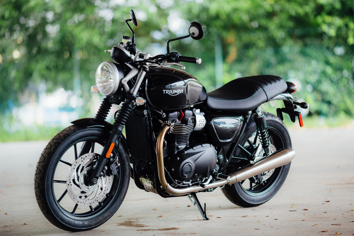 2016 Triumph Bonneville Street Twin Launched At Rm55900 With
