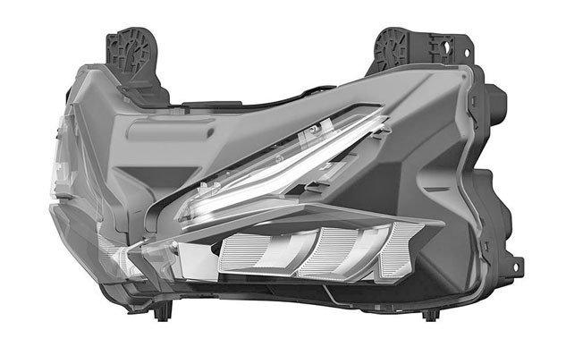 Honda-CBR250RR-headlamp-patent-sketch-1