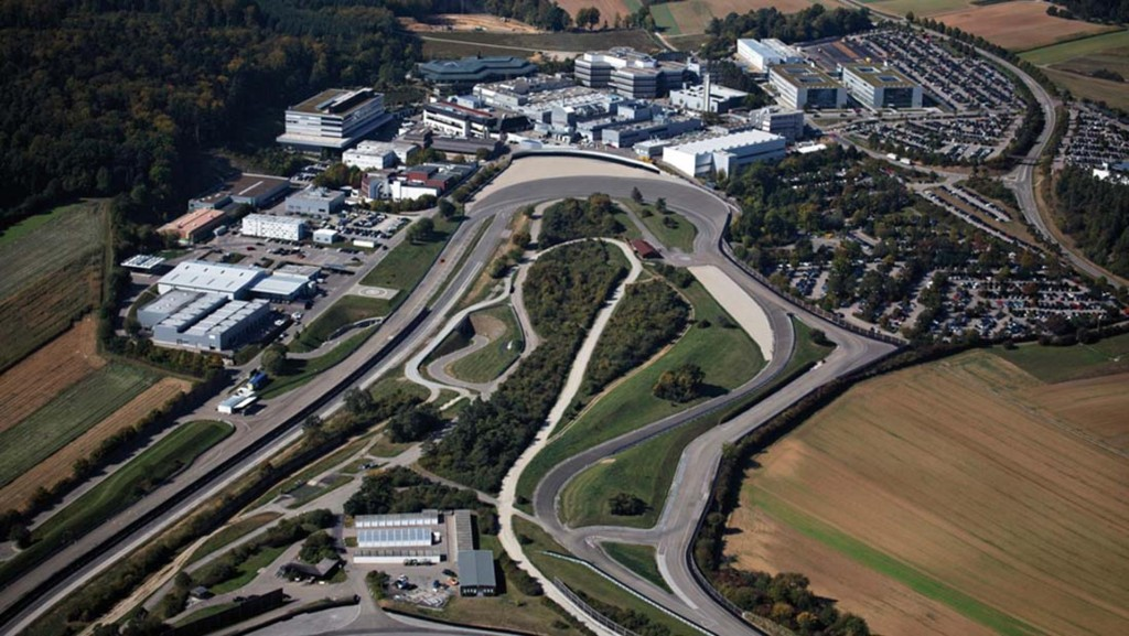 Porsche Engineering, Weissach, Germany. (Credit: porsche Media Centre)