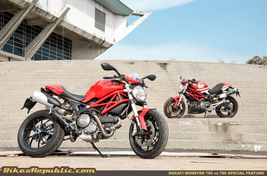 Ducati-Monster-795-vs-796