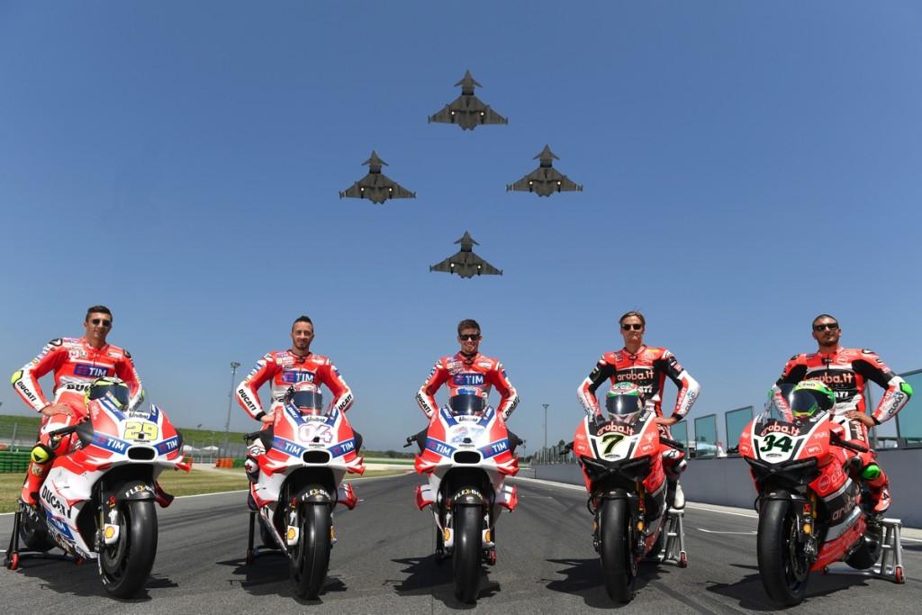 1-World Ducati Week 2016 Eurofighter
