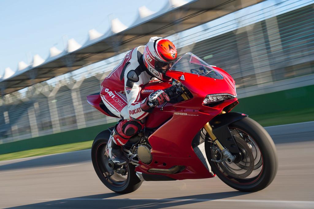 2016 Ducati Panigale S