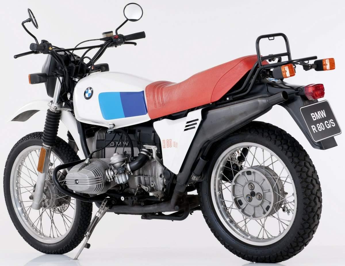 bmw r80gs 81 bikesrepublic. Black Bedroom Furniture Sets. Home Design Ideas
