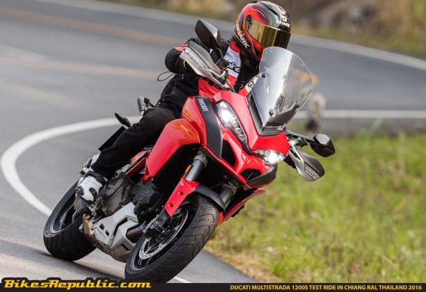 2016 Ducati Multistrada 1200 S DVT