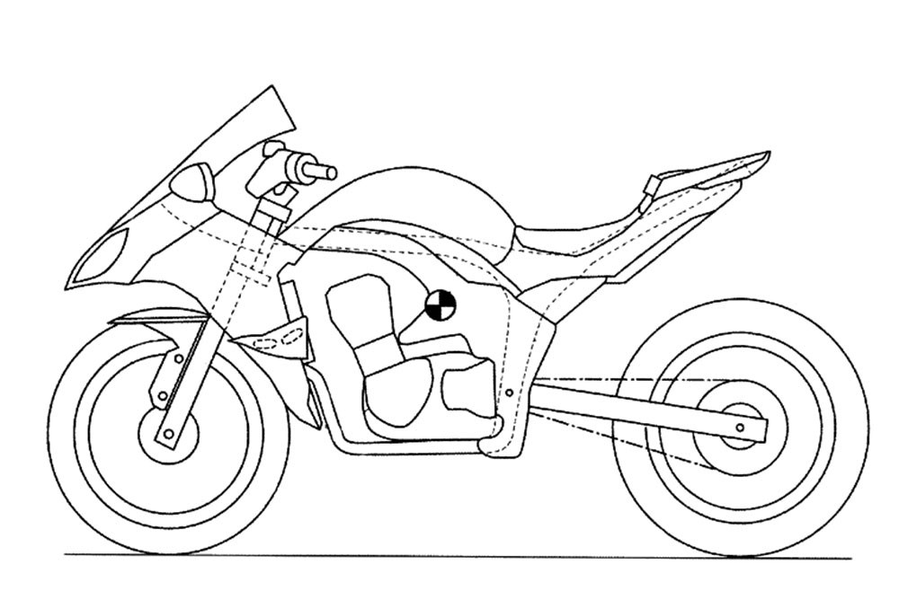 rumoured new Kawasaki Ninja 1000 patent