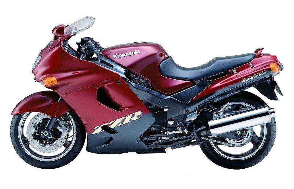 2000 Kawasaki ZX-11 (ZZ-R1100)