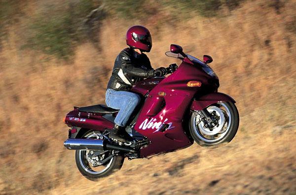 2001 Kawasaki ZX-11
