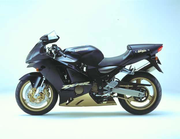 2002 Kawasaki Ninja ZX-12R