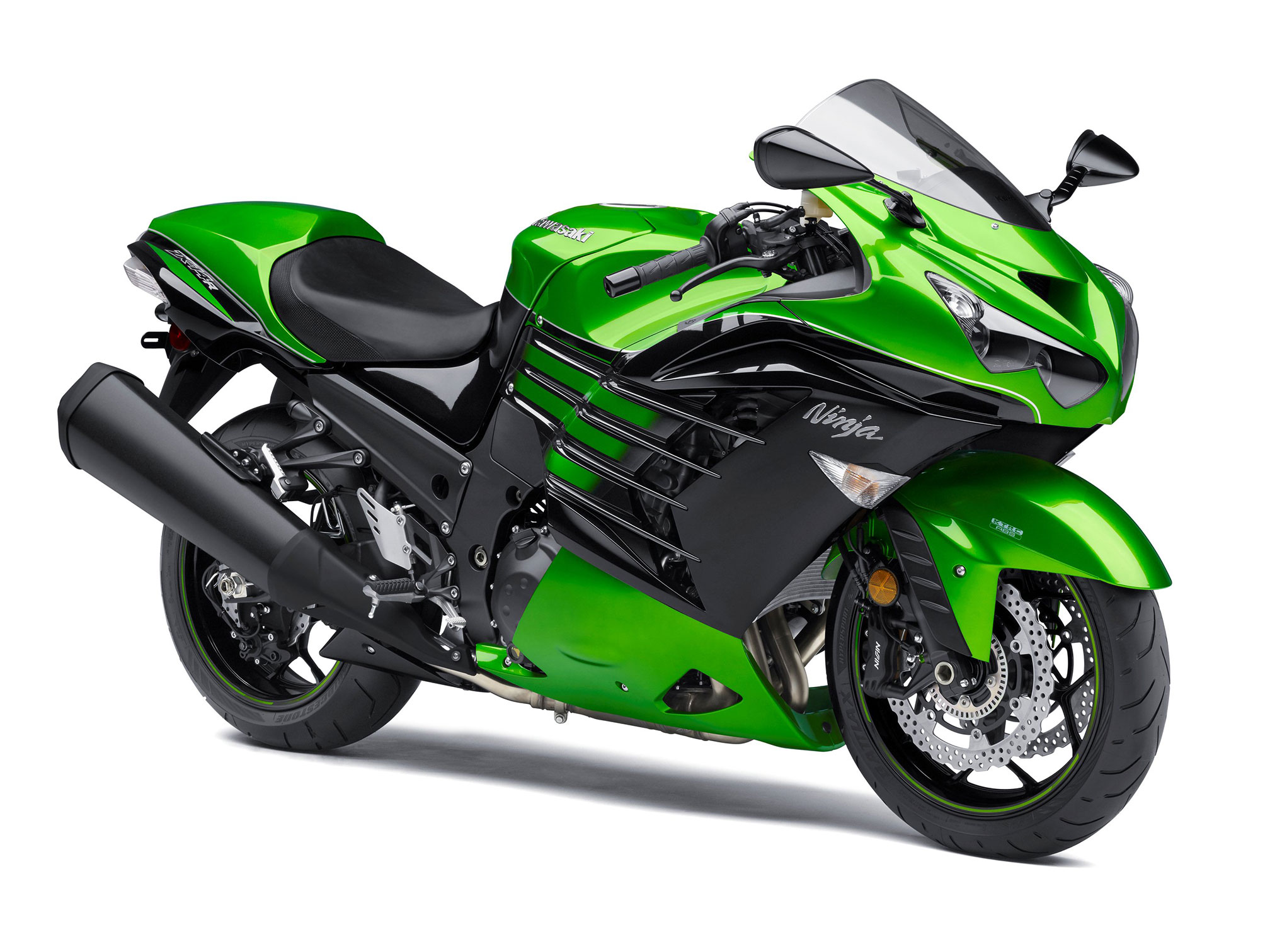 Nine fastest Kawasaki bikes of all time - BikesRepublic