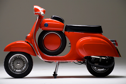 1966 Vespa 90 Super Sprint