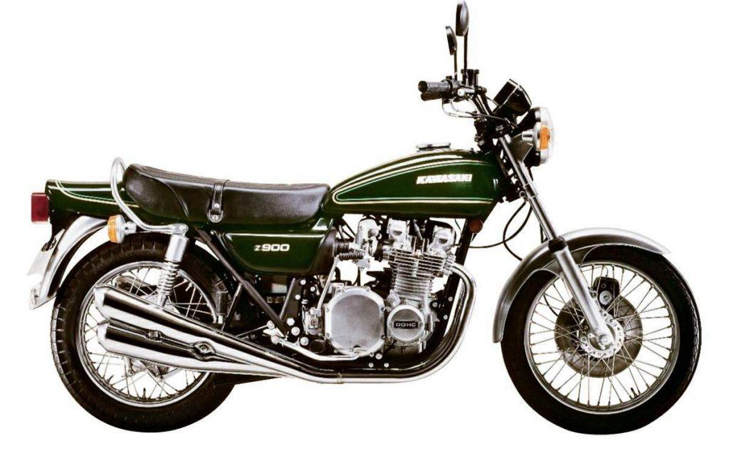 Kawasaki Z1 (image source: motorcyclespecs.co.za)