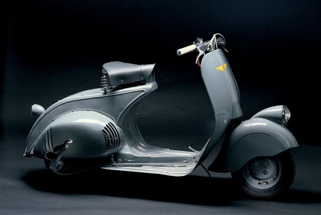1945 Piaggio MP6 prototype.