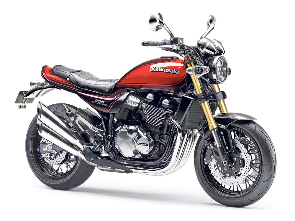 New Kawasaki Z900rs Retro Coming Soon Bikesrepublic