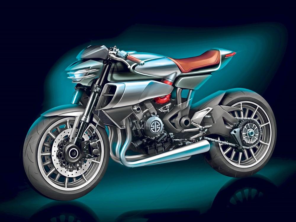 Kawasaki SC-02 superchagred concept