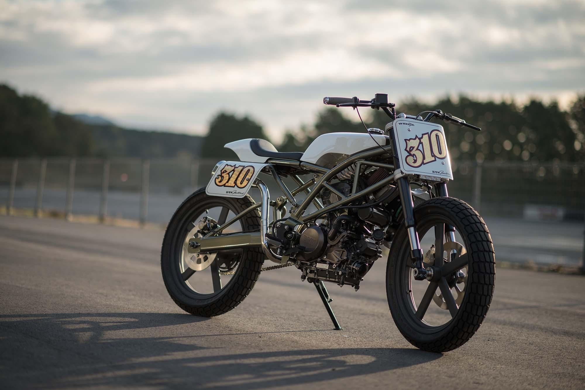 Gallery Custom Bmw G310 R Street Tracker By Wedge Motorcycles Bikesrepublic
