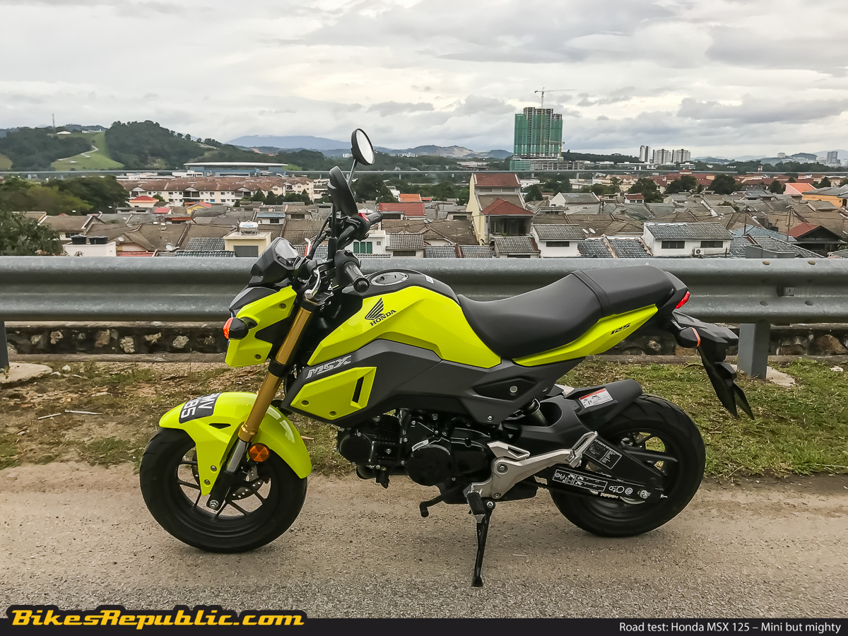 Honda Grom Price >> Road test: Honda MSX 125 – Mini but mighty - BikesRepublic