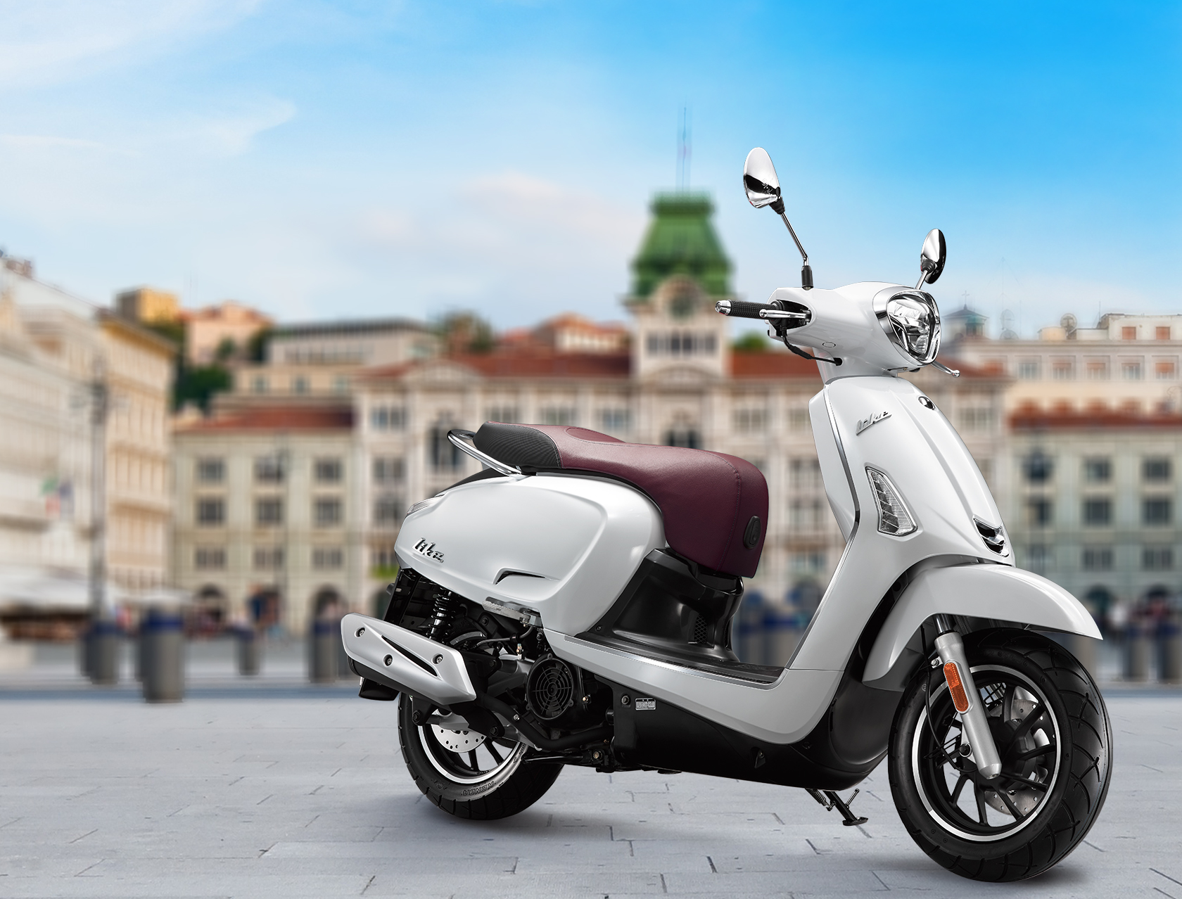 Kymco Scooter Connectivity Suite Shown At CES 2017