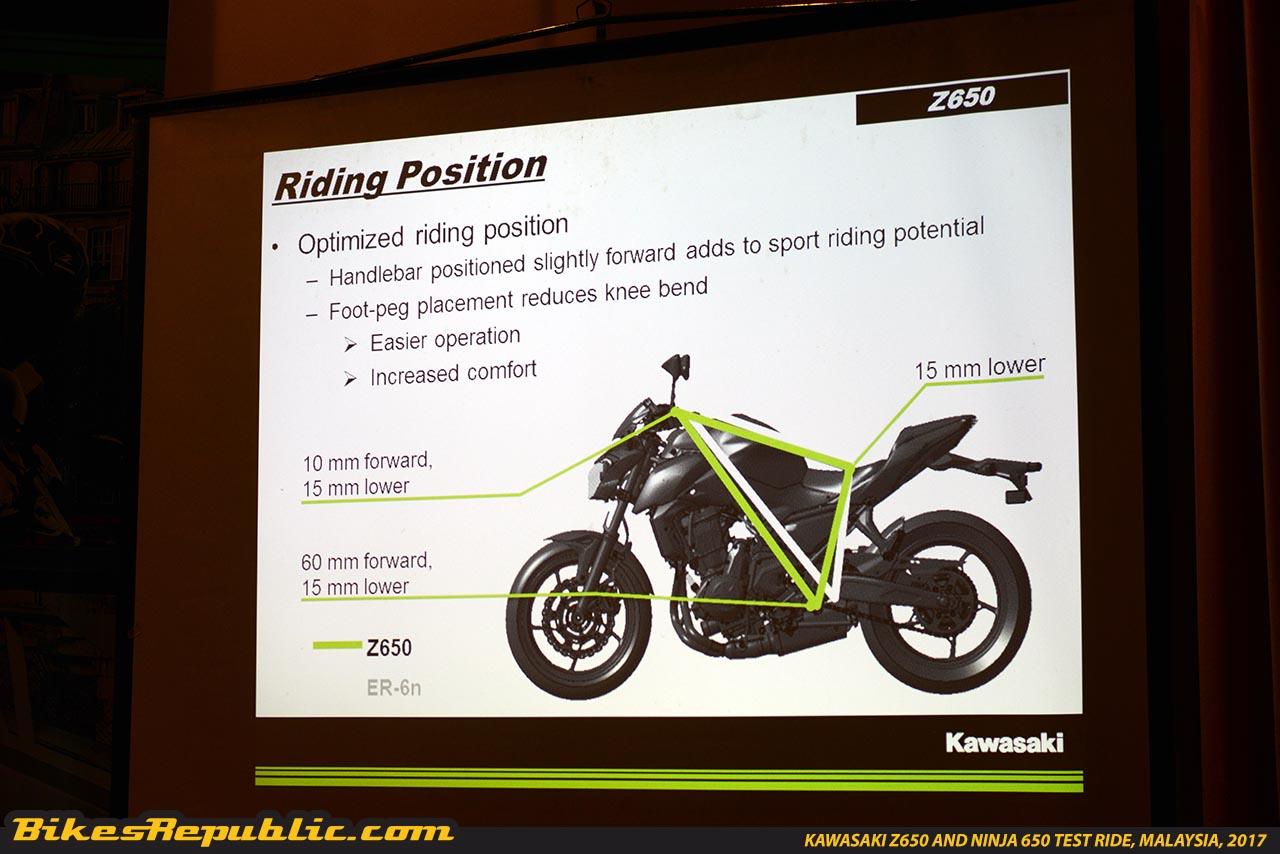 Kawasaki Z650 And Ninja 650 Test Ride Malaysiaksd5249 Bikesrepublic