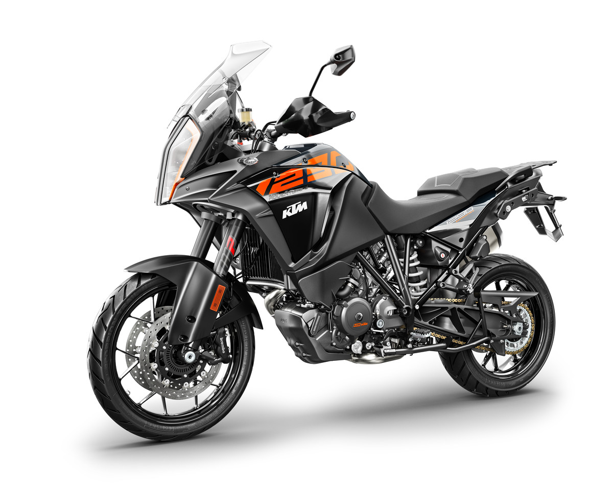 KTM MY RIDE introduces navigation update for TFT screen