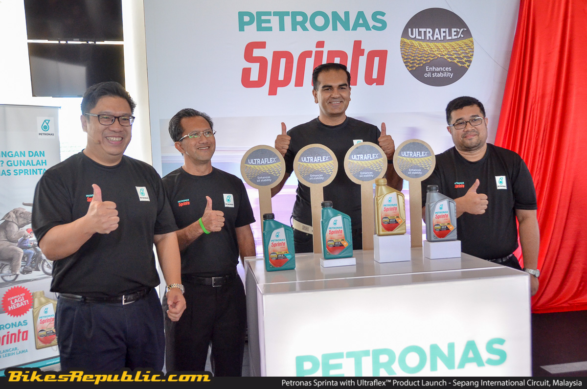 Heres How You Can Win A Years Supply Of Petronas Sprinta And Tutup Lubricants