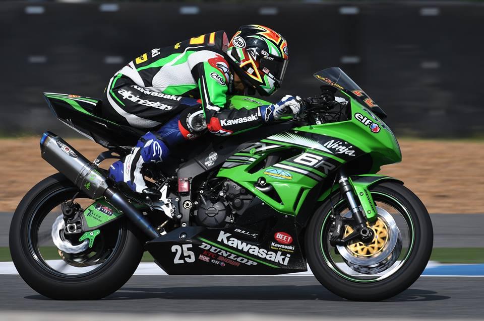 Kawasaki Motors Malaysia Supplies Race Bikes For Impian Ke Motogp
