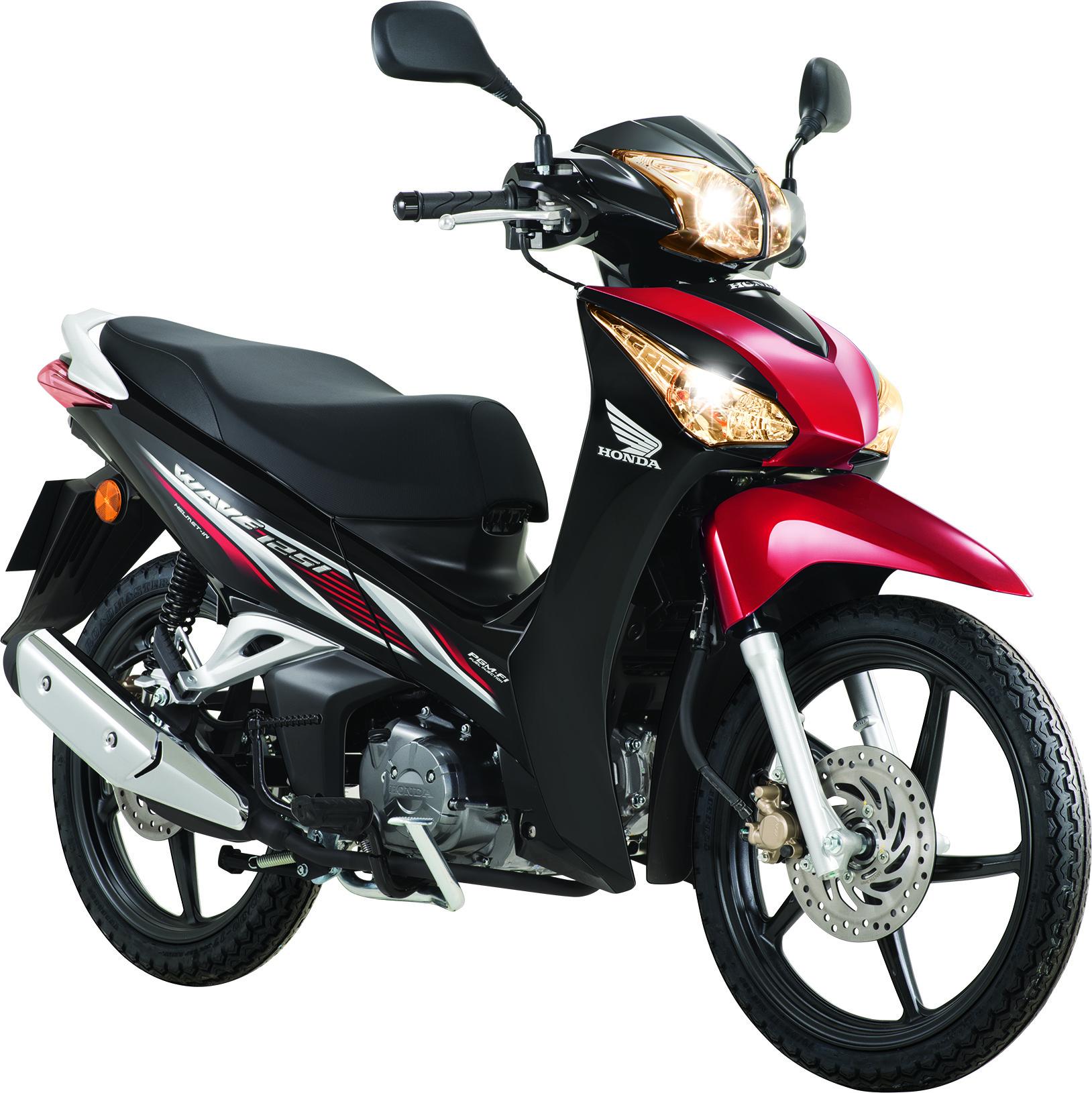 Boon Siew Honda S New 2017 Honda Wave 125i Bikesrepublic