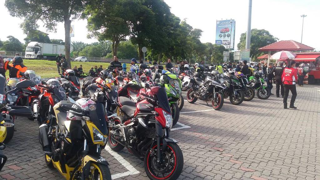 2017 Bikers Gallery Kawasaki Ninja Shop Alor Setar Kedah 2