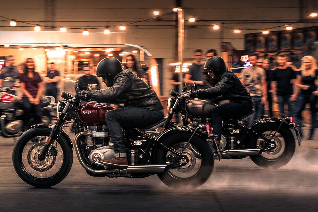 Triumph Motorcycles Malaysia Launches Four New Motorcycles For 2017