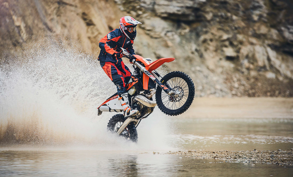 Why you should pay attention to KTM's fuel-injected two-stroke