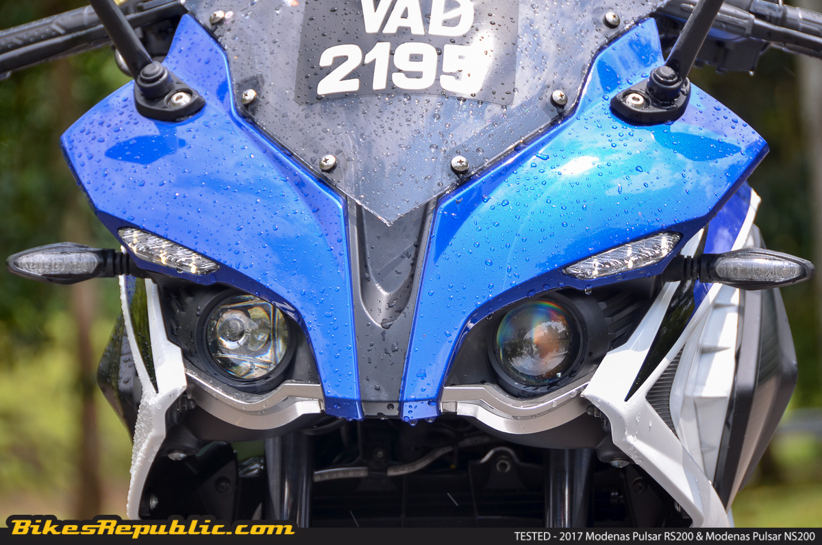 "TESTED: 2017 Modenas Pulsar RS200 & NS200 – ""The Dynamic Duo"