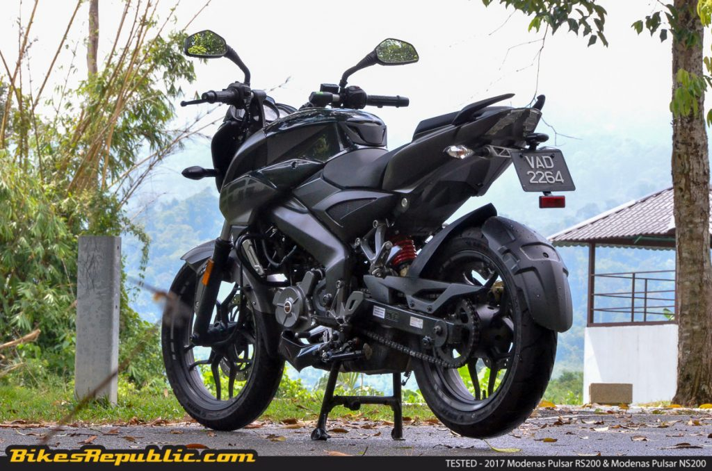 Why I prefer the Modenas Pulsar NS200 - A Personal Perspective