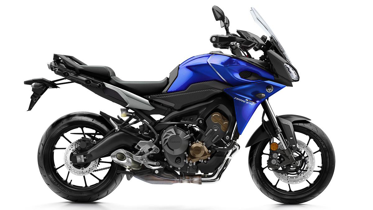 2017 Yamaha Mt 09 Tracer Ckd Now Available In Malaysia Rm52 000
